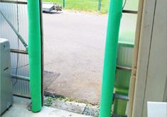 支柱ガード